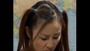 Pretty Asian Schoolgirl