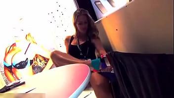 Nicole Aniston soles