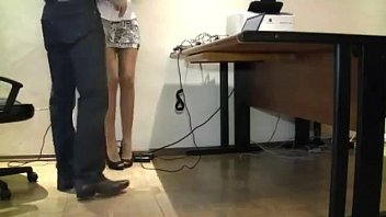 Sexy Secretary Abused by Her Boss -1