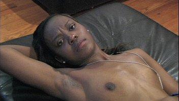 Erotic Ebony Babe Porn Audition