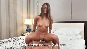 PASSION-HD Full Service Maid Polishes Off Big Dick