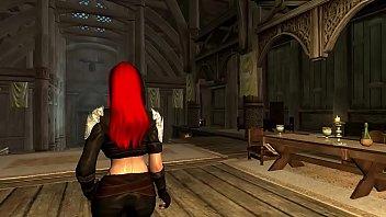 Katarina x Daedric Shen