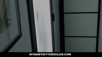 Mybabysittersclub - Fucking My Brothers Hot Babysitter
