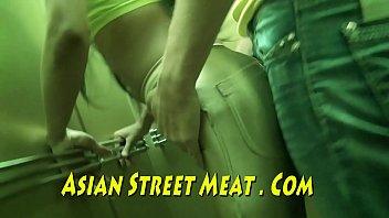 Dirty Thai Slapper Slobber Semen