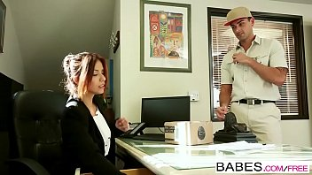 Babes - Office Obsession - (Ryan Driller Isabella De Santos) - Special Delivery