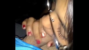 delicious blowjob on boyfriend
