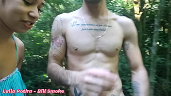 I took the new one to go hiking in the forest.  And I ate her ass.  Lalla Potira - Bill Smoke - Complete in RED