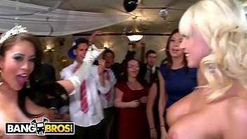 BANGBROS - College Dance Party Invaded By Porn Stars!