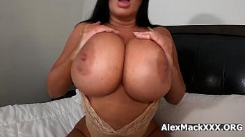 Sex W/ Sybil Stallone. Amazing Butt & Huge Tits