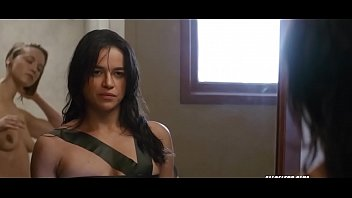 Nude michelle trachenburg Michelle rodriguez in the assignment 2016