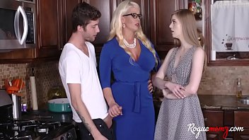 Can You Just Cum Fast? MILF MOTHER- Dolly Leigh & Allura Jensen