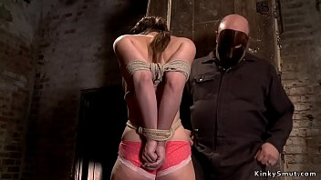 Anal hooked slave ass whipped Preview