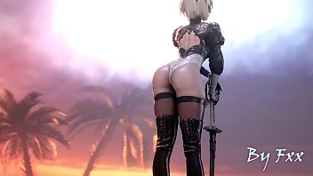 Give my Butt a Break NieR sfm HMV