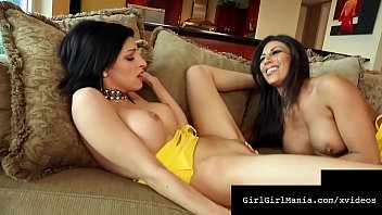 Rowdy Rimmers Makayla Cox & Shavelle Love, Lick Butthole!
