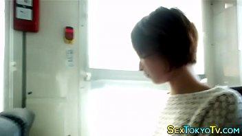 Petite asian gets groped 10 min