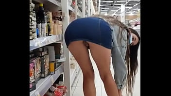 Hot Teen Public Upskirt In Store - AnyNudes.com