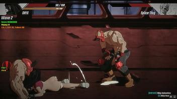 [SFM 3D游戏]第1集:我们英雄的粗暴肛交以迷你短裤中的madmax小怪饼结束 12分钟