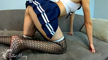 Skinny teen bellies pics - Schoolgirl let me cum on her belly - cum eating with a spoon