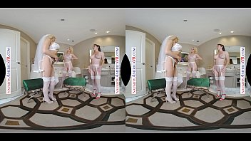 Naughty America - Foursome with friends before wedding thumbnail