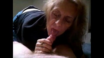 Elderly sex Elderly woman loves to fool around with a young lover