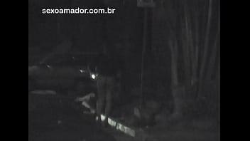 Homem Grava Vandiacute Deo De Prostituta Fazendo Ponto Em Avenida De Sandatilde O Paulo Brasil