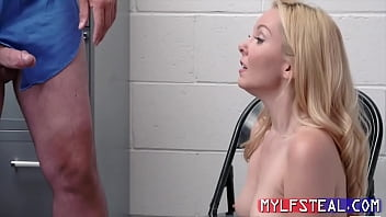 Hot MILF Mom Caught Smuggling Wine And Punish Fucked- Aaliyah Love