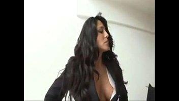 Jen sexy in suit