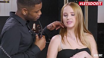 LETSDOEIT - Hot Russian Teen Kaisa Nord Takes Deep Hardcore Anal BBC From Darrell Deeps