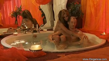 Sensual Massage For His Tired Cock