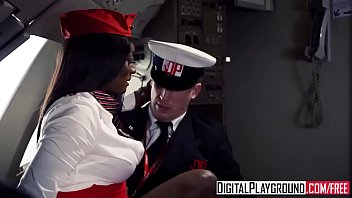 DigitalPlayground - Fly Girls Final Payload Scene 3 (Aletta Ocean, Jai James, Luke Hardy)