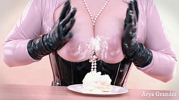 Female domination Point of View Food Fetish Video Free Porn