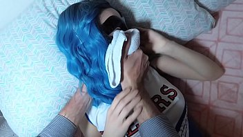 Cheerleader daughter gets chloroformed. ROLEPLAY