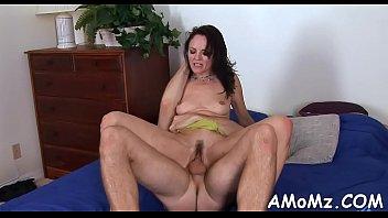 Mama rides like a crazy cowgirl pornhub video