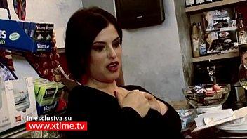 Sara Tommasi and Nando Colelli! Scandalous Porn Video! XTIME.TV!