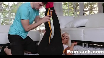 Hot Blonde Milf Stretched Out & Fucked | FamSuck.com preview image