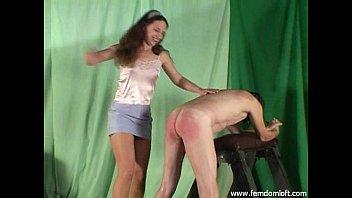 Slave Punishment 5 min
