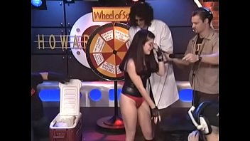 Howard Stern spanks 23 year old ass with a fish