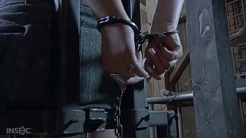 Captive girl used in a cell for conjugal visits 81 min