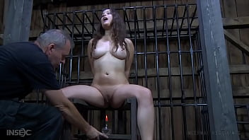 Captive Girl Used In A Cell For Conjugal Visits