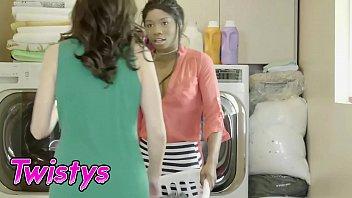 Mom Knows Best - (Mya Mays, Alana Cruise) - Money Laundering - Twistys