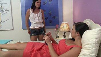 Andy San Dimas and Jelena Jensen Lesbian Orgasms thumbnail