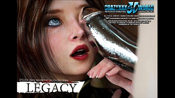 Free 3d fantasy xxx - 3d comic: legacy. episode 27. when the laughter stops...