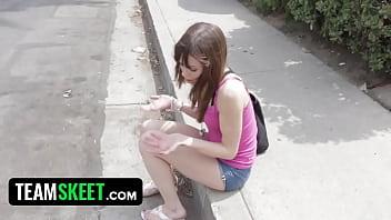 POVLife- Brunette Chick (Alexa Nova) Picked Up and Fucked