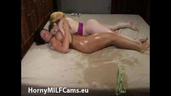 lesbian MILF squirting a lot - hornymilfcams.eu
