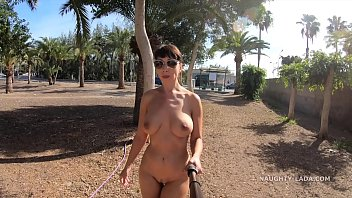 Wife caught naked pictures He left me naked in public