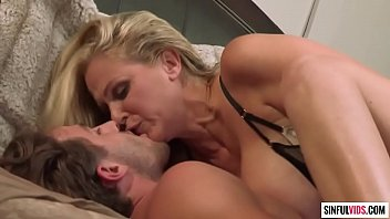 Experienced mom Julia Ann knows well what y. boys need - A Little Help From My Friends Scene 2