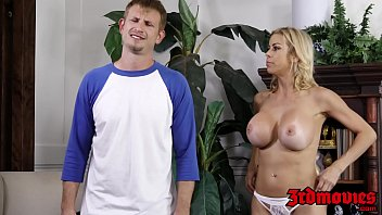 Hot Blonde Milf Alexis Fawx Sucks Cock And Gets Fucked Hard