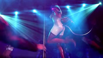 (opiumud-013)Honoka in StripClub pornhub video