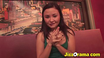 Jizzorama - Cute Petite Asian Destroyed by BBC Monster Cock 37 min