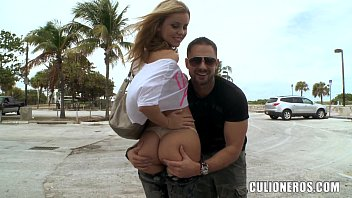 South Beach Ass with Jessie Rogers